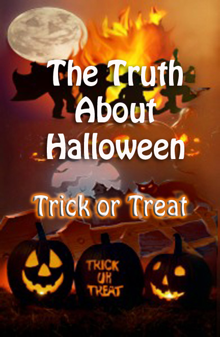 the truth about halloween trick or treat dvd